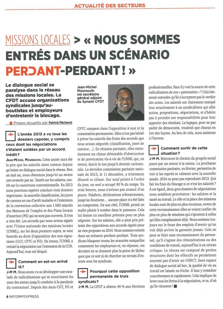 Inform'Express - Février 2014